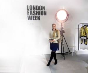 London Fashion Week ss18 diary, day 1