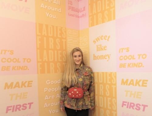 London Fashion Week – Charlotte Simone and theBFFHUB