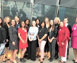 Top 10 female entpreneur, Women 4 Climate & C40