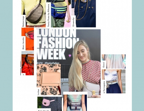 Fashion Week trend report- 4 current top trends for Autumn and Winter 18/19
