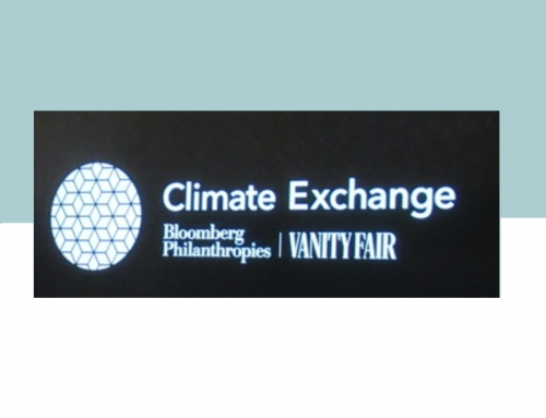 Bloomberg x Vanity Fair, Climate Exchange